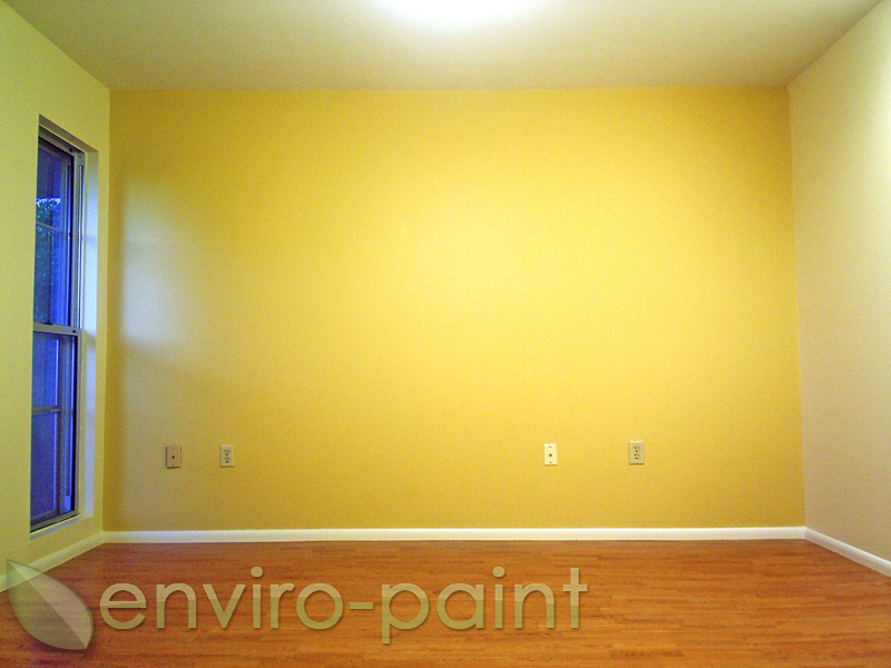 Enviro paint for Yellow wall paint mood